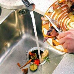 Установка утилизатор пищевых отходов. Энгельсские сантехники.