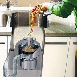 Установка измельчителя пищевых отходов в Энгельсе, подключение измельчителя пищевых отходов в г.Энгельс